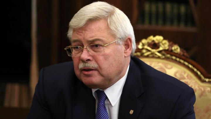 Врио главы Томской области Жвачкин побеждает на выборах губернатора