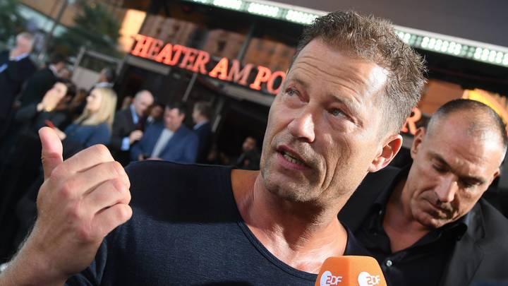 Немецкий актер Тиль Швайгер поддержал идею отложить вопрос по Крыму