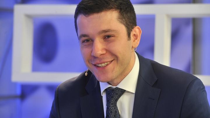 Алиханов набрал более 80% голосов на выборах губернатора Калининградской области