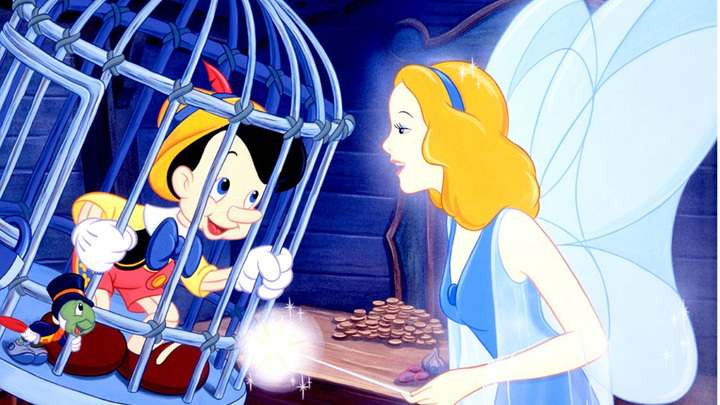 Автор Пиноккио от Disney скончался на 99-м году жизни
