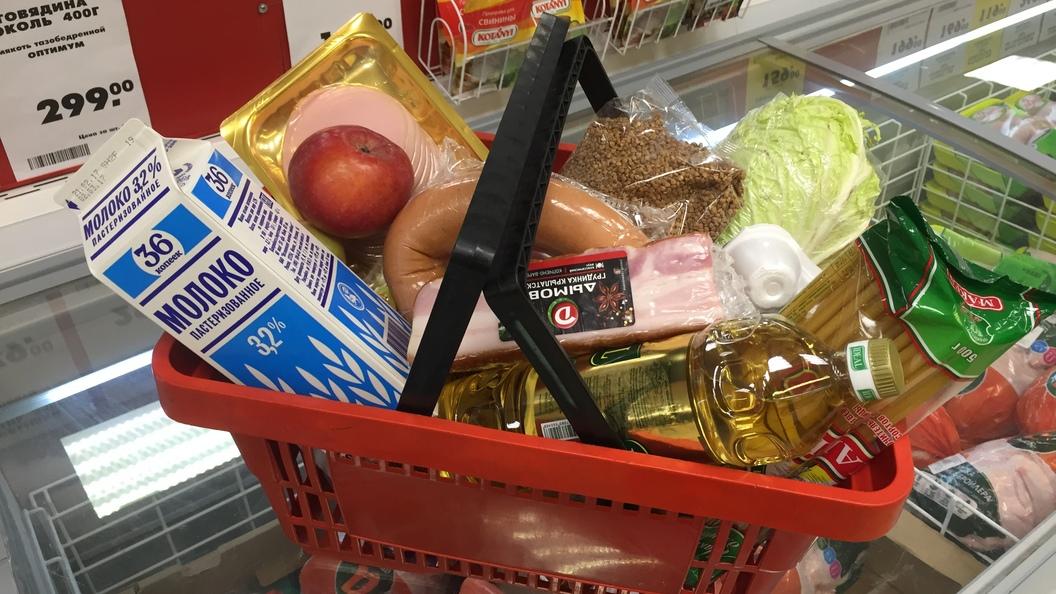 Поставщики хотят повысить цены на продукты питания до 20%