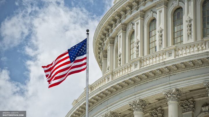 Наезд на полицейских: В Вашингтоне рядом с Капитолием открыли стрельбу