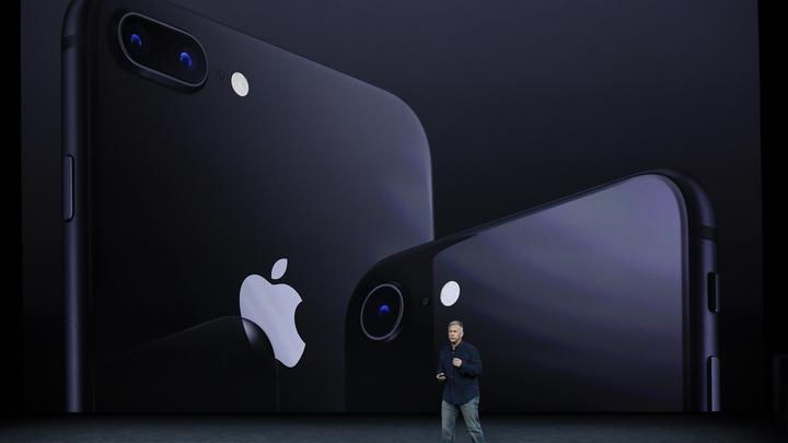 Названы рухнувшие цены на iPhone 7 и iPhone 7 Plus
