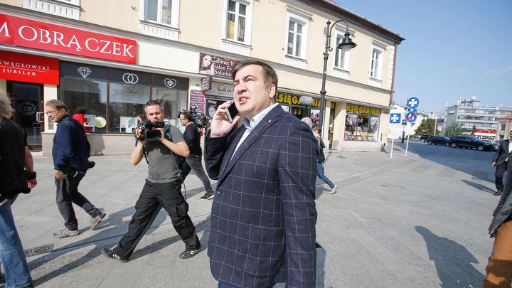 Мэр Львова готовит политический союз с Саакашвили
