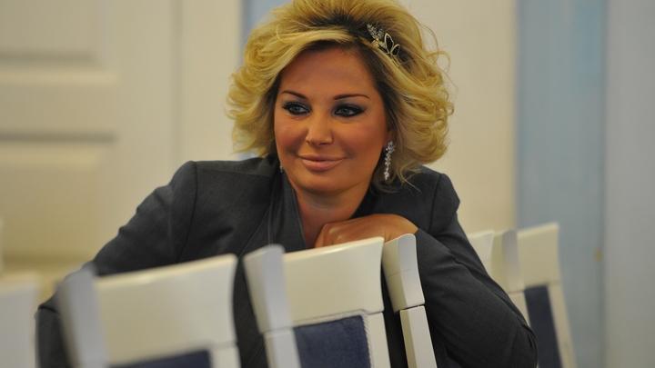 Максакова опровергла версию о причастности бывшего мужа к убийству Вороненкова