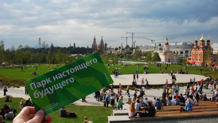 Сотрудники Зарядья не подтвердили кражу растений из парка