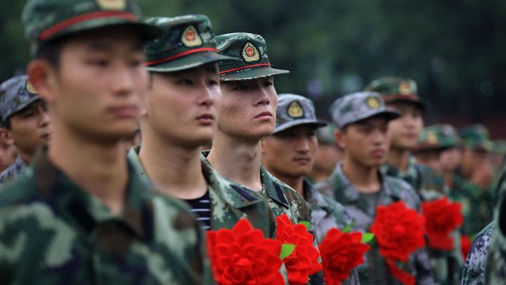 Российские ученые собрали для Китая уникальный истребитель Огненный дракон