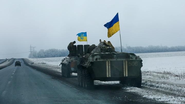 На Украине завели реестр самоубийц-ветеранов АТО