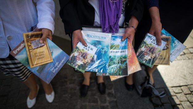 ЕСПЧ занялся жалобой Свидетелей Иеговы на запрет в России
