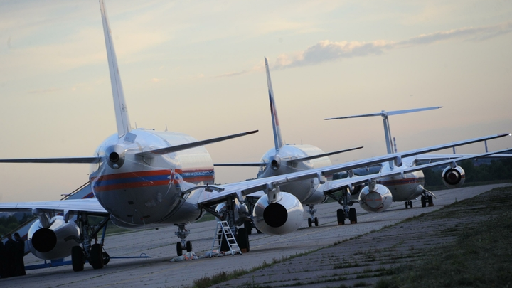 Литва вручила российскому послу ноту из-за инцидента с Ил-76