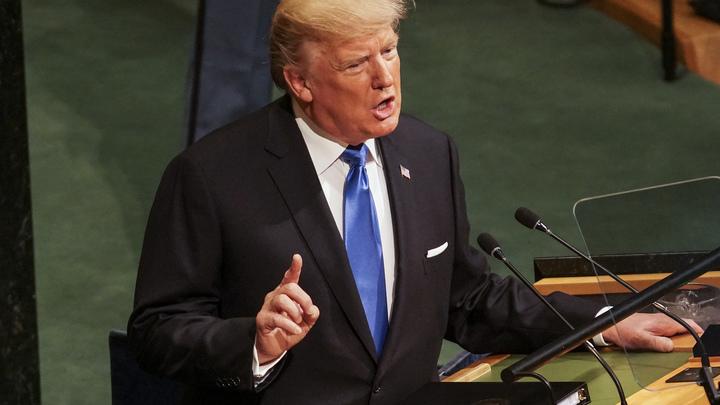Трамп на Генассамблее ООН опустился до оскорблений Ирана