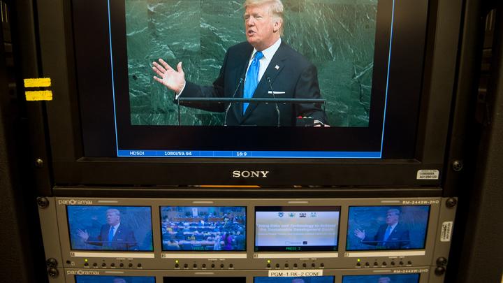 Мировой лидер: Трамп с трибуны ООН пообещал полностью уничтожить Северную Корею