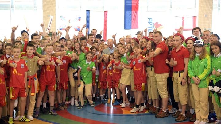 Латвия и Грузия не узнают имена отдохнувших в Артеке детей