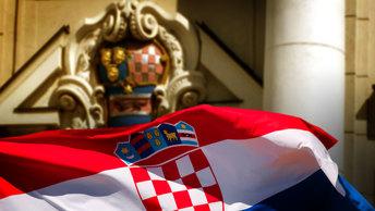 И эта Хорватия будет учить Украину Донбасс интегрировать