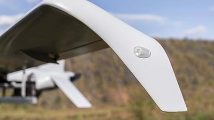 Летает дольше и приземляется на воду: «Калашников» анонсировал новый беспилотник
