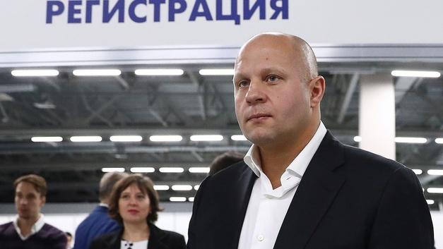 В погоне за титулом: Федор Емельяненко против Чейла Соннена