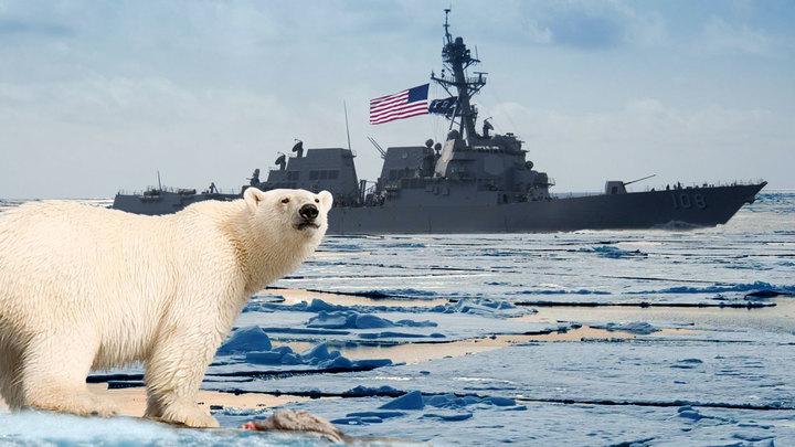 Корабли США перекроют Северный морской путь. При определённых условиях