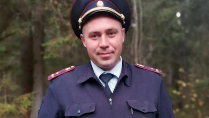 Лучшим участковым Ивановской области стал старший лейтенант Юрий Марков