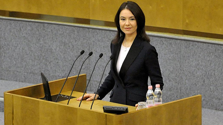 Альфия Когогина. Фото: vk.com