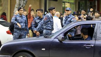 Генпрокуратура Армении подтвердила задержание зачинщиков «армянского майдана»