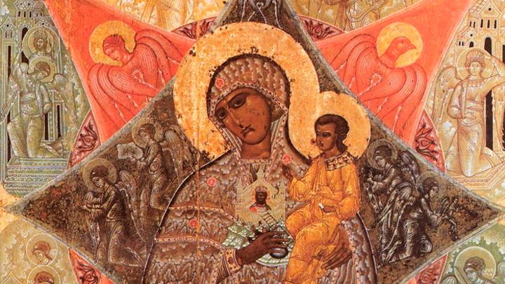Защитница от пожаров. Икона Божией Матери Неопалимая Купина. Церковный календарь на 17 сентября