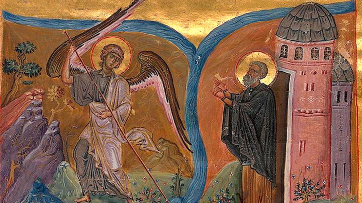 Спасение храма. Чудо Архистратига Михаила в Хонех. Церковный календарь на 19 сентября