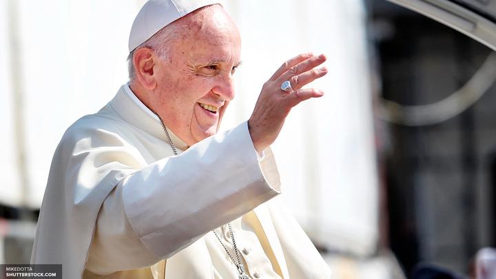 Папа Римский заявил о вере в Россию и российский народ