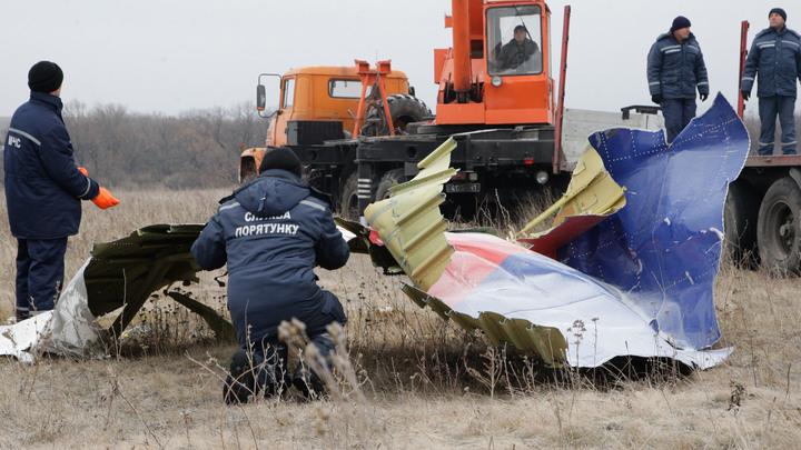 Где находился эпицентр взрыва Боинга: Железные доказательства по делу MH17