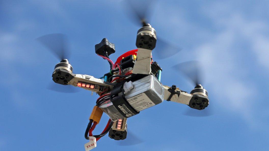 «Русский Халк»: читатели английских СМИ оценили новый российский дрон