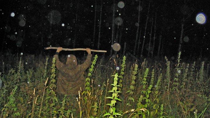 Выйди из машины! НЛО! Два краснодарца на старых жигулях увидели нечто в поле