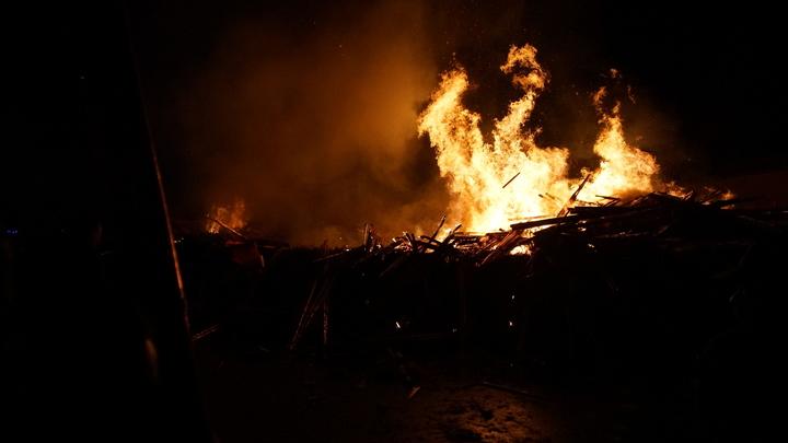 Более 20 человек сгорели заживо в жилом доме на востоке Китая