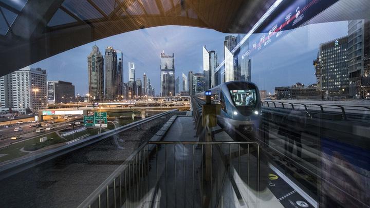 Русская фотомодель в Дубае повредила спину, спасаясь от похотливого иностранца