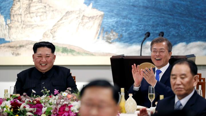 Южная Кореяи КНДР готовы возобновить экономические проекты