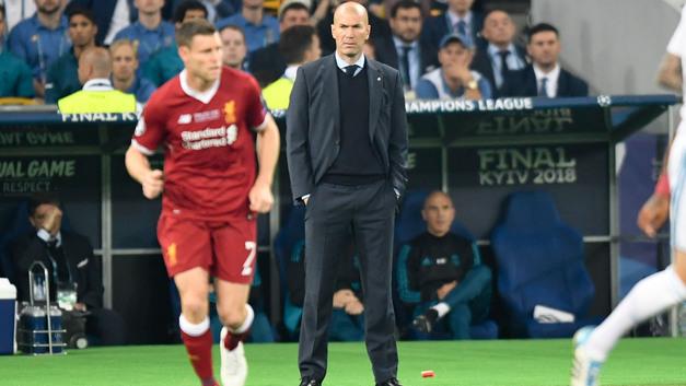 Зидан объяснил, почему решил покинуть Реал