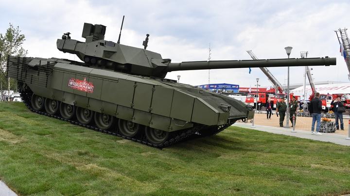 Эксперт назвал пять стран – потенциальных покупателей российского танка «Армата»