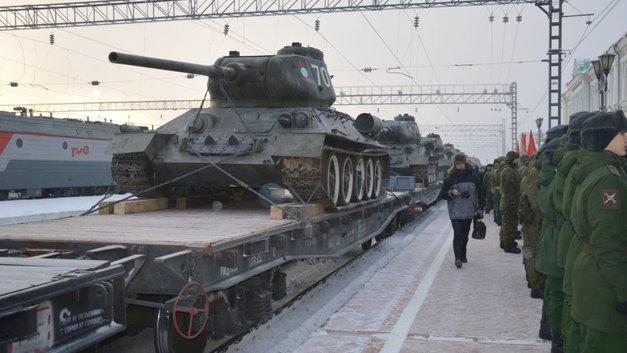 Танки Т-34 из Лаоса проделали путь в девять тысяч километров до Мурома