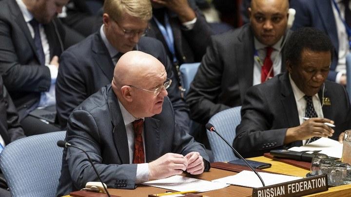 Небензя сорвал бенефис США в ООН