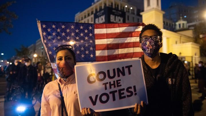 Расплодили Джорджий, понимаешь: ABC News ошибся континентом, освещая американские выборы