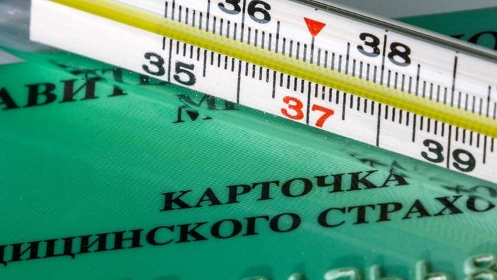 В Ростове превышен эпидпорог по ОРВИ, двести госпитализированных за неделю