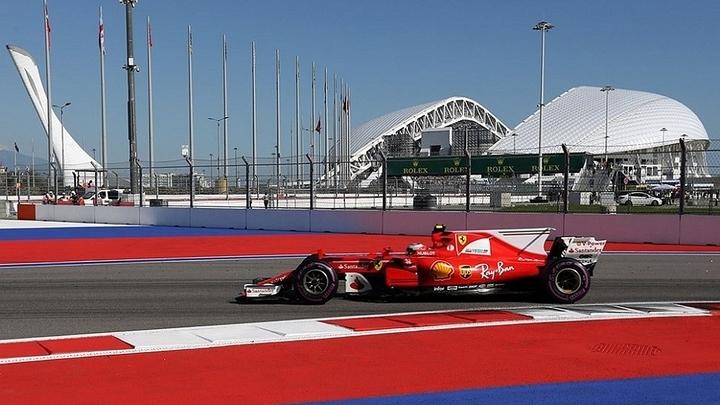 В Сочи завершают подготовку к гонкам Формулы-1