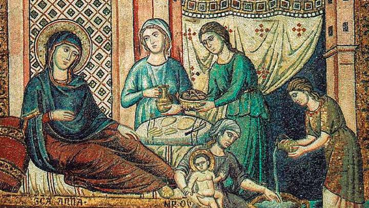 Начало Спасения всего мира. Рождество Пресвятой Богородицы. Церковный календарь на 21 сентября
