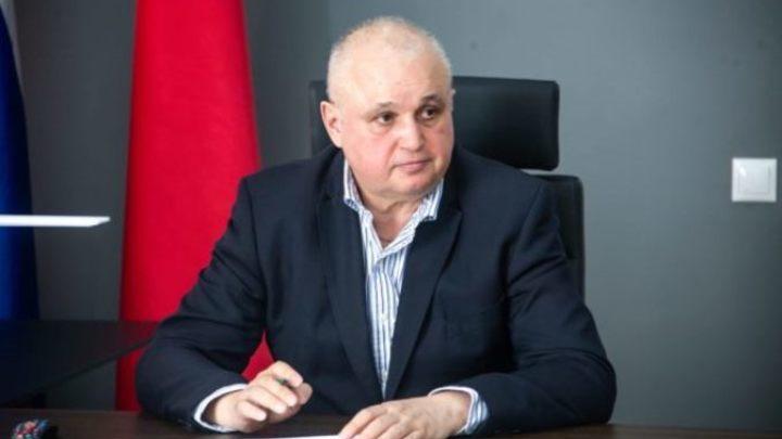 Губернатор Кузбасса Сергей Цивилев отмечает юбилей