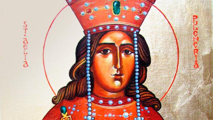 Наставница Императоров. Благоверная царица Пульхерия. Церковный календарь на 23 сентября