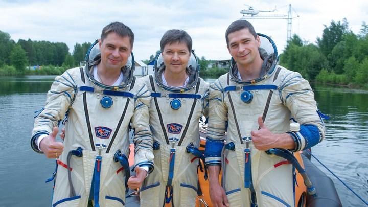 Космонавт из Ростовской области вошёл в состав основного экипажа для полёта на МКС