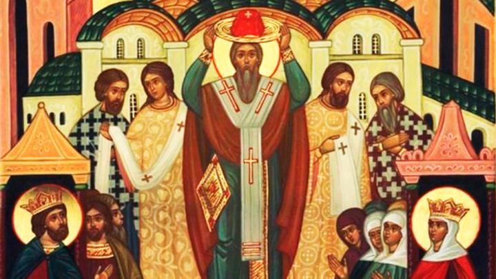 Осенняя Пасха. Воскресение словущее. Церковный календарь на 26 сентября