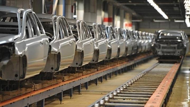 На АВТОВАЗе объявлен простой производства автомобиля Калина