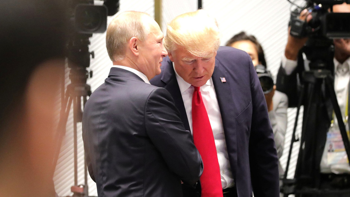 ВНАТО обеспокоились предстоящей встречей Владимира Путина иТрампа