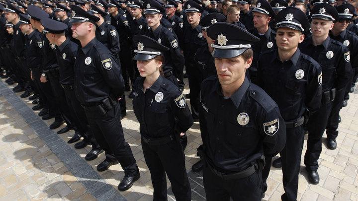 Рожденные майданом: Полицаи против народа Украины