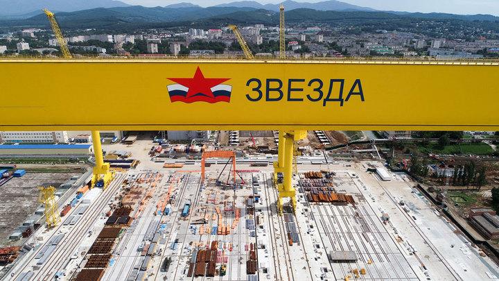 Судоверфь «Звезда» изготовит для России три атомных ледокола «Лидер»