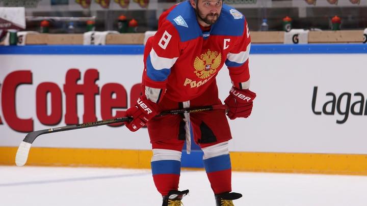 Овечкин оформил свой юбилейный хет-трик в НХЛ победой над Нью-Джерси